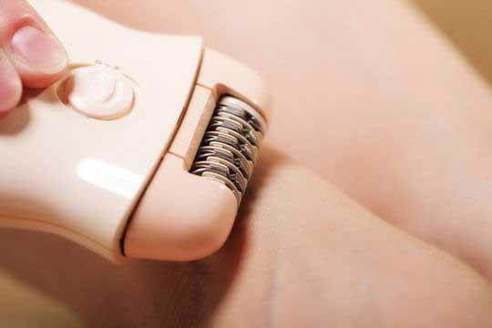 Haare brechen ab beim epilieren