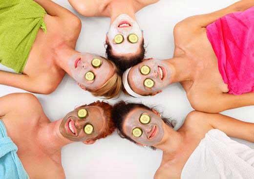 Was tun gegen glänzende Haut?