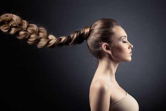 Haare schneller wachsen lassen