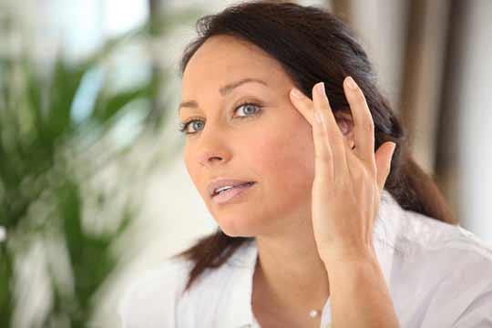 Hautpflege ab 30