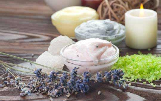 Hautpflege Hausmittel
