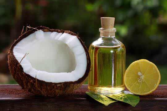Kokosöl für die Hautpflege