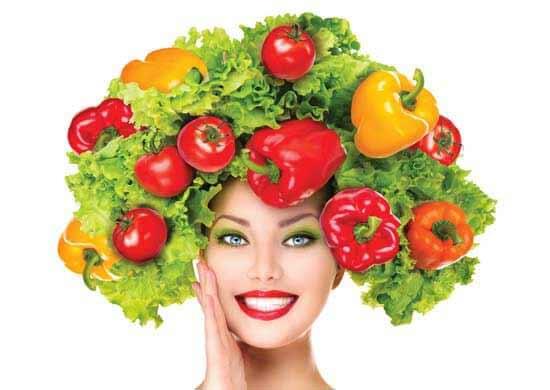 Vitamine für die Haare